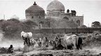 Humayun's Tomb, Delhi, 1966
