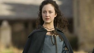 Andrea Riseborough in The Devil's Whore