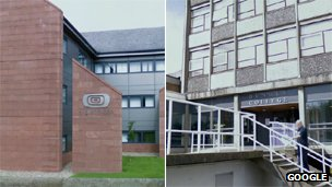 Angus and Dundee Colleges