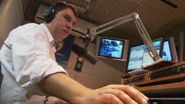 Sao Paulo radio station