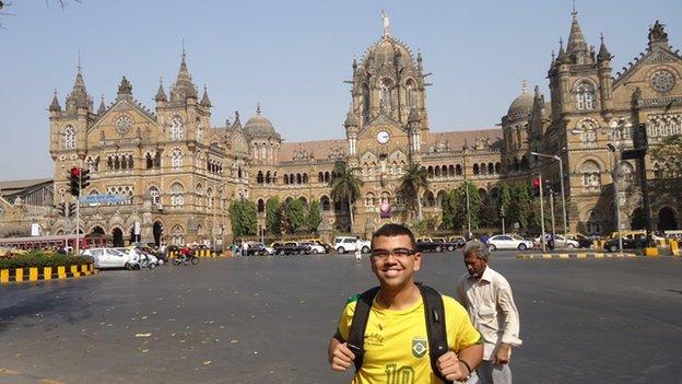 Igor, 23, Mumbai