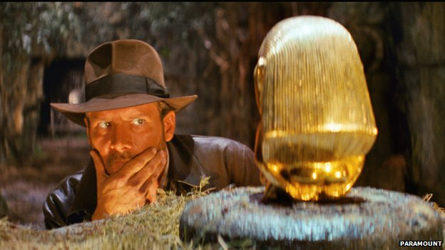 Indiana Jones publicity still