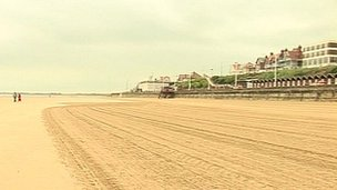 South Beach, Bridlington