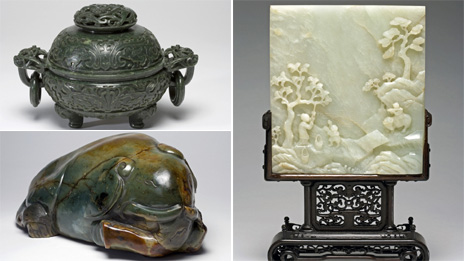 Chinese artefacts stolen from the Fitzwilliam Museum