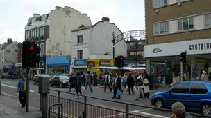 Walworth Road, London