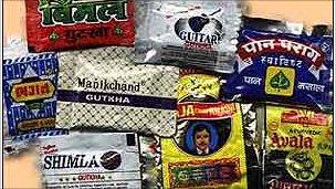 Paan masala products