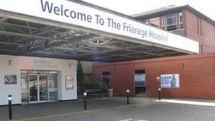 Friarage hospital, Northallerton