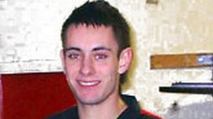 Adam Beniston in 2005