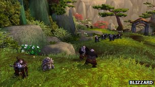 Screenshot from World of Warcraft