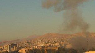 Damascus BLAST