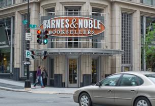 Barnes and Noble bookshop