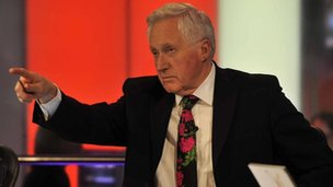 David Dimbleby