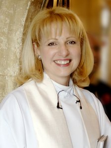 Canon Reverend Rosie Harper
