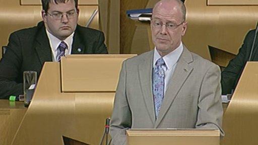 Kevin Stewart, SNP MSP.