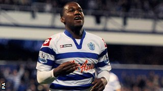 Hoillett gave QPR the lead but it was to little avail