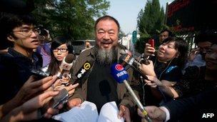 Ai Weiwei  CHINA