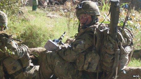 Sgt Steven Leslie