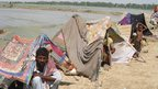 Displaced people in Balochistan
