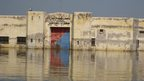 Flooded jail in Balochistan
