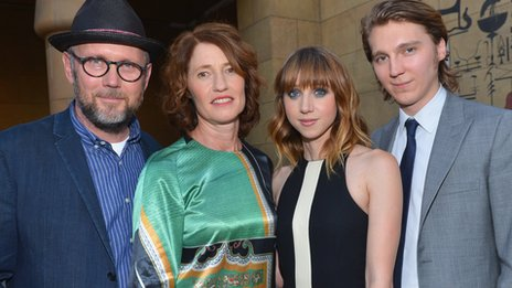 Ruby Sparks directors Jonathan Dayton and Valerie Faris and stars Zoe Kazan and Paul Dano