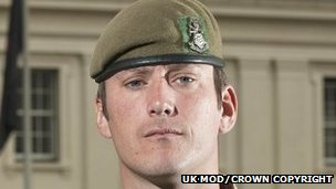 Cpl Scott Dyson