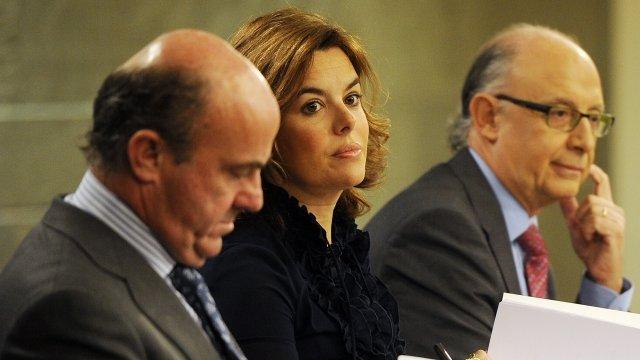 Deputy Prime Minister Soraya Saenz de Santamaria