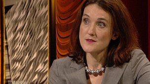 NI Secretary of State Theresa Villiers said she hoped there would be a local solution to parading issues.