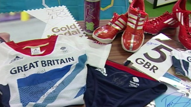 Team GB items for sale