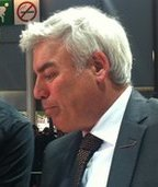 Frank Stephenson, McLaren Automotive's Chief designer