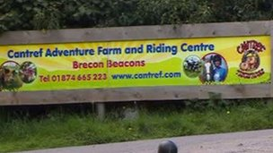 Cantref farm