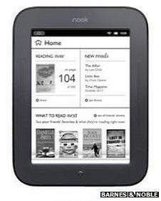 Nook e-reader