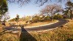 'Scissor' roundabout in Brasilia