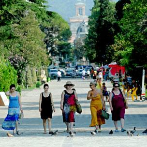 Street in Batumi