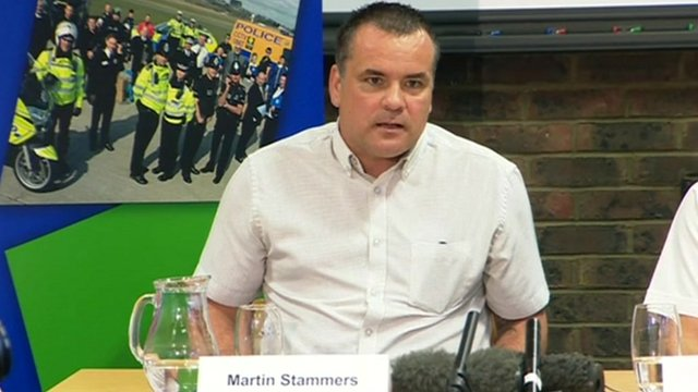 Martin Stammers, the stepfather of Megan Stammers