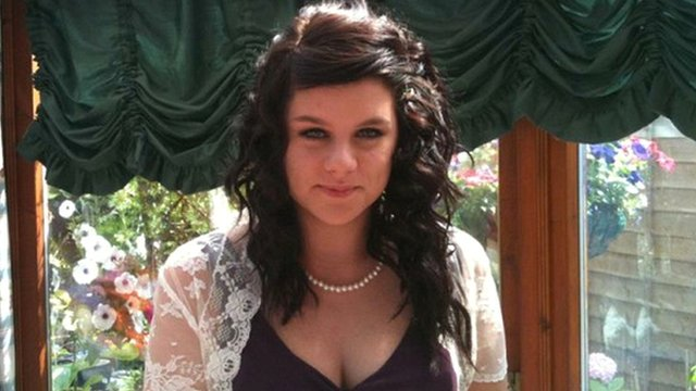 Megan Stammers