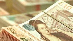 £10 Bristol note