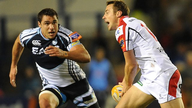Cardiff Blues 19-48 Ulster