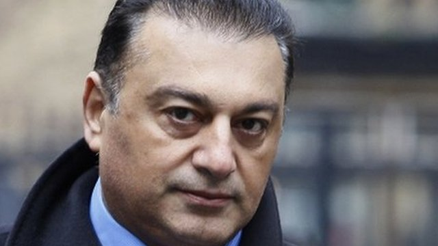 Ali Dizaei was dismissed from the force