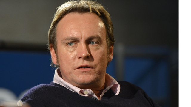 philip glenister for the love of cars