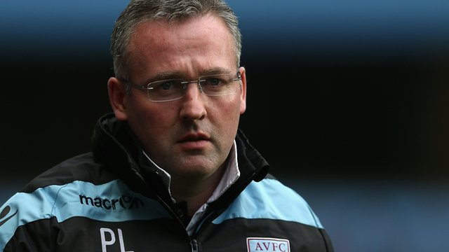 Paul Lambert