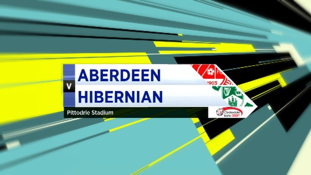 Highlights - Aberdeen 2-1 Hibernian