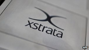 Xstrata logo