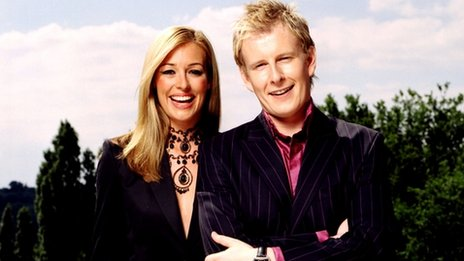 Kielty and Deeley have married in Rome