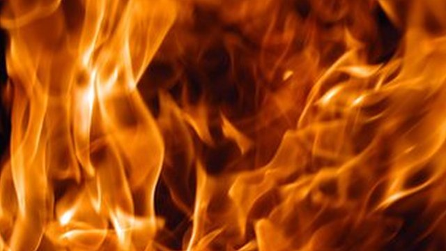 Sixteen year-old boy saves toddler from a house fire