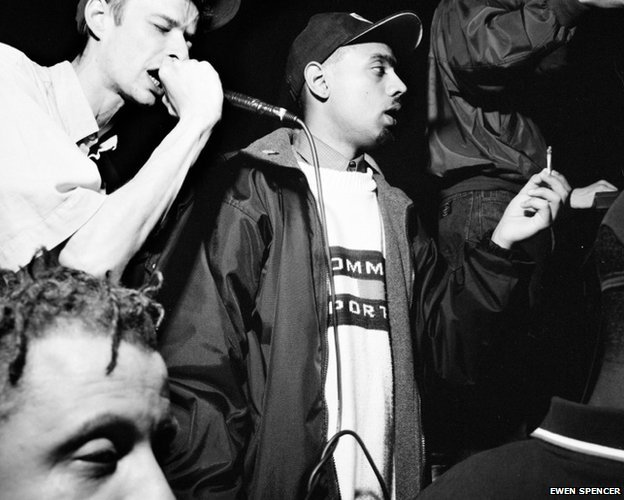Rave, Old Kent Road, London, 1999