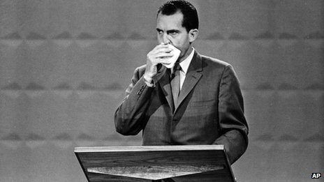 Richard Nixon - 1960 debate with Kennedy