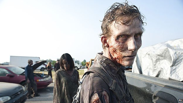 Still from FX&#039;s The Walking Dead