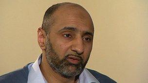 Babar Ahmad, 37, suspected terrorist