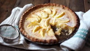 Raymond Blanc's apple tart 'Maman Blanc'