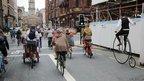 The Harris Tweed Ride Glasgow